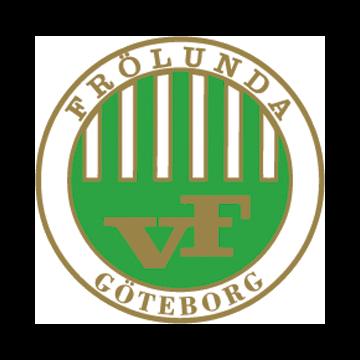 Västra Frölunda IF Fotboll logo